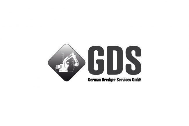 Werbeagentur Elmshorn - Logodesign - German Dredger Service GmbH