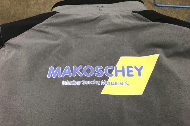 Werbeagentur Elmshorn - Textildruck - Makoschey