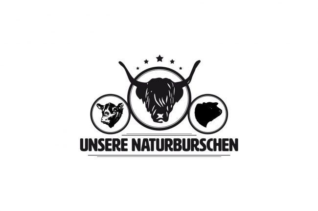 Werbeagentur Elmshorn - Logodesign - Unsere Naturburschen