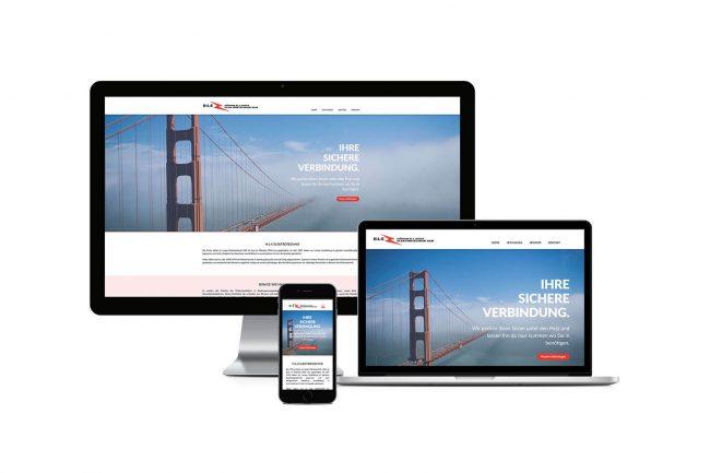 Werbeagentur Elmshorn - Webdesign - HLE Elektrotechnik