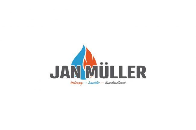 Werbeagentur Elmshorn - Logodesign - Jan Müller Haustechnik