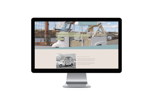 Werbeagentur Elmshorn - Webdesign - apeforyou